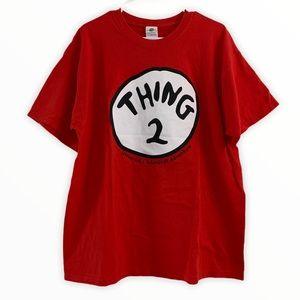 "Universal Orlando ""Thing 2"" Short Sleeve Tee"